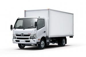 日野300系列備有5.5及8.5噸以供客戶選購