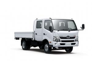 Comfortable and spacious double cab cabin