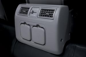 Factory build Rear air conditioner