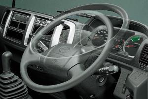Steering wheel tilt and telescope adjustment